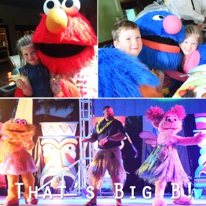 Sesame Street - Beaches Turks and Caicos