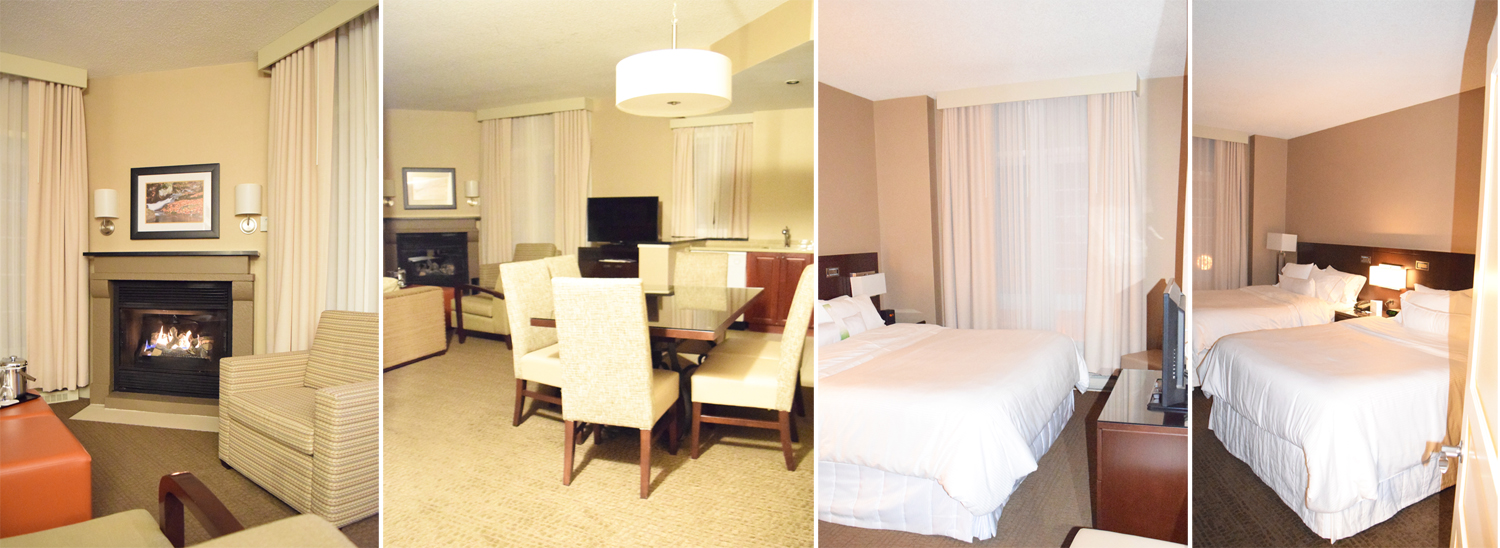 Le Westin Tremblant - two-bedroom suite