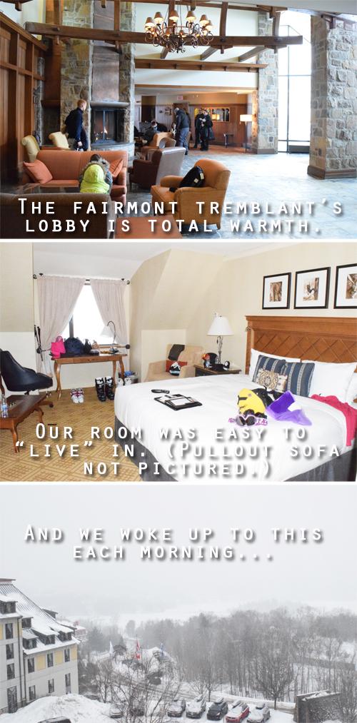 Fairmont Tremblant review
