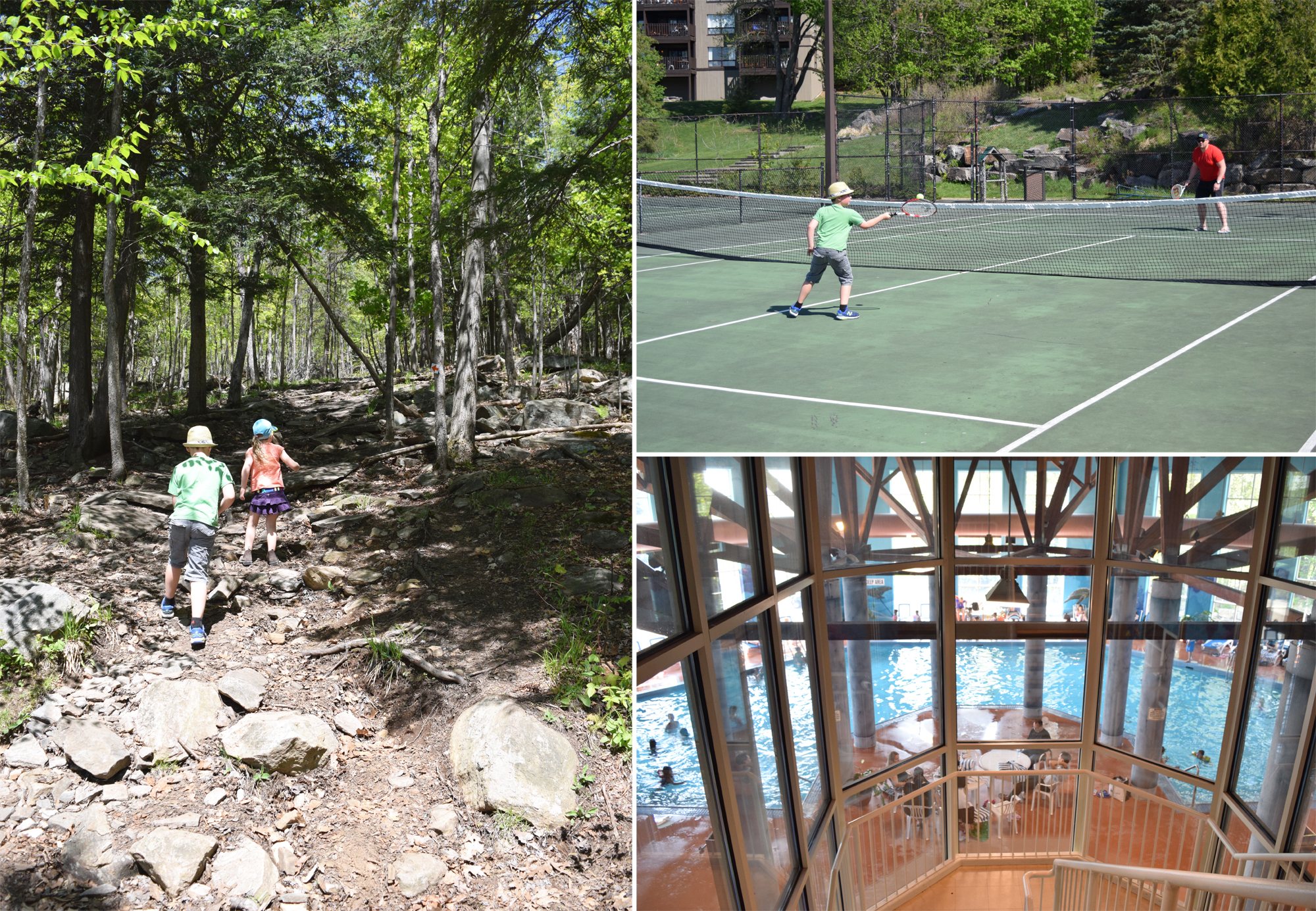 Deerhurst Resort - activities