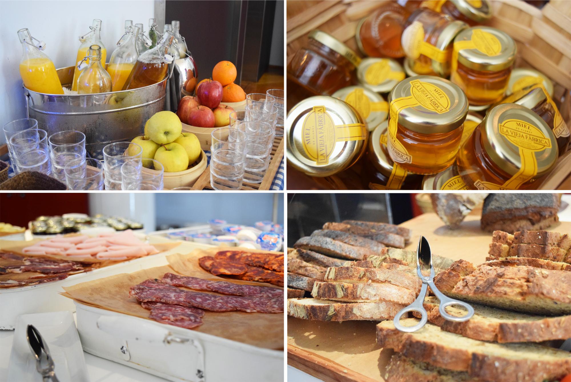 buffet-breakfast-at-iberostar-las-letras-madrid