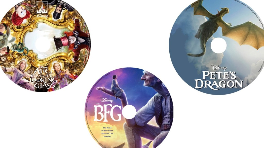 Best family movies of 2016