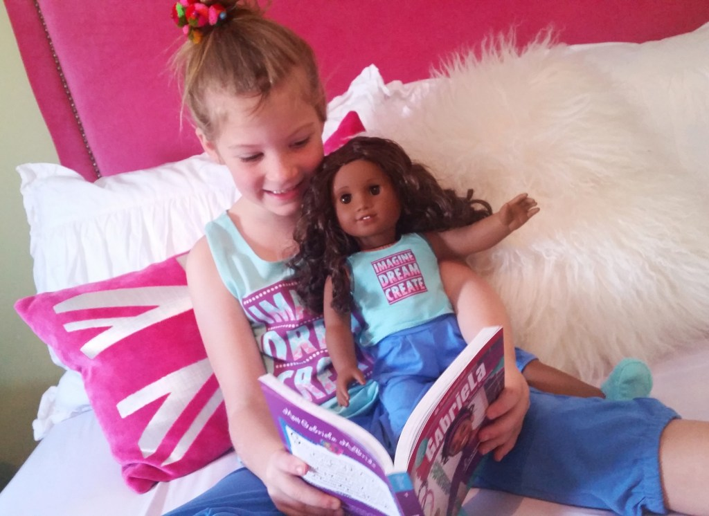 2017 Girl of the Year from American Girl