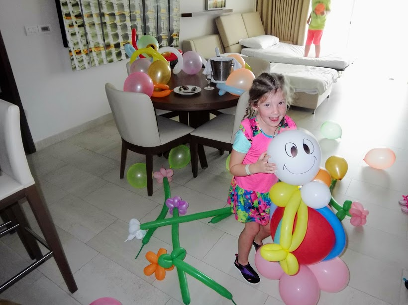 Celebrating a special occasion at Royalton Riviera Cancun