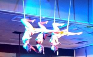 Circus Show at Club Med Sandpiper Bay