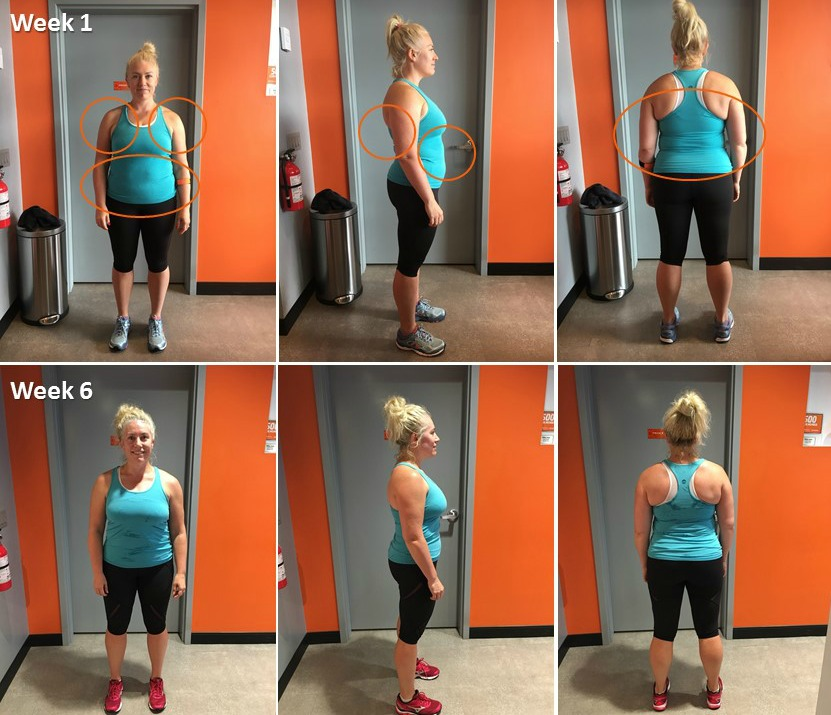Day 10/28 FULL BODY TRANSFORMATION WORKOUT  Goal 5 - 10 kg