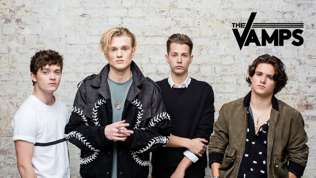 The Vamps at Big Ticket Concert