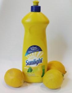 Sunlight dish soap