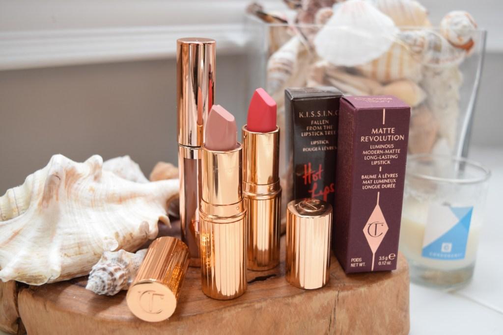 Charlotte Tilbury Kim K W lipstick