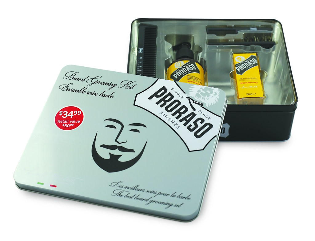 Proraso beard kit