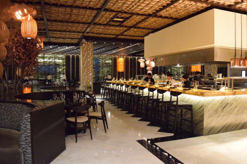 Jade Restaurant at The Grand at Moon Palace