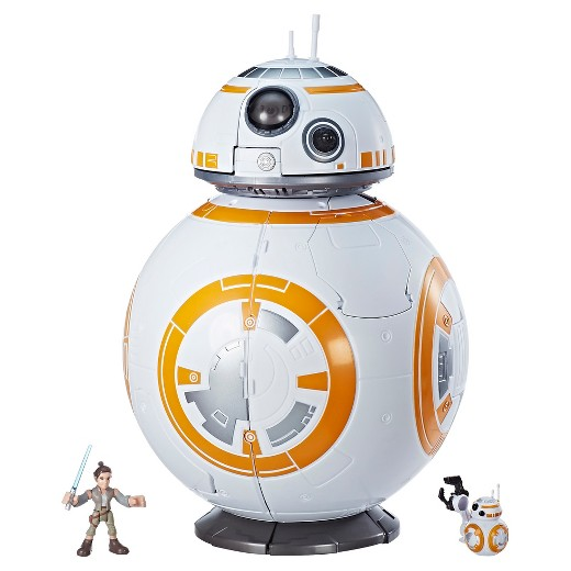 Star Wars BB8 Galactic Heroes play set