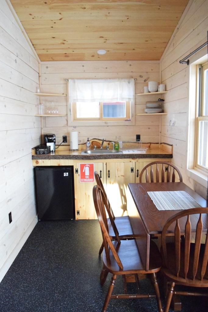Sugar Bush cabin Titus Mountain