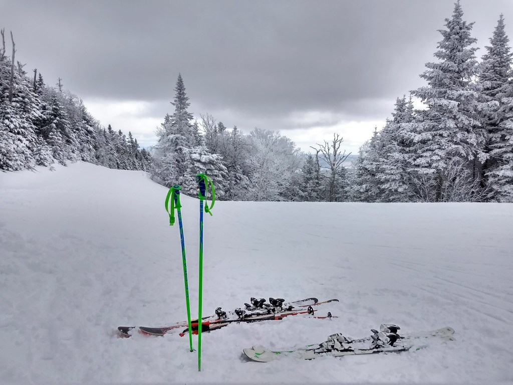 Sugarbush Vermont spring skiing
