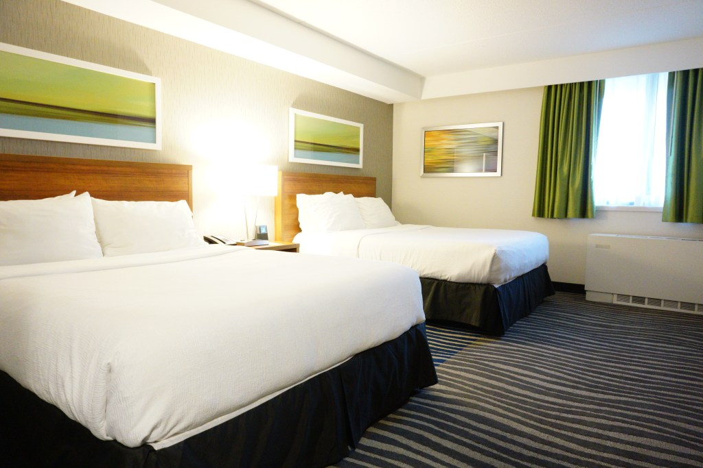 Holiday Inn Winnipeg Airport West reviews