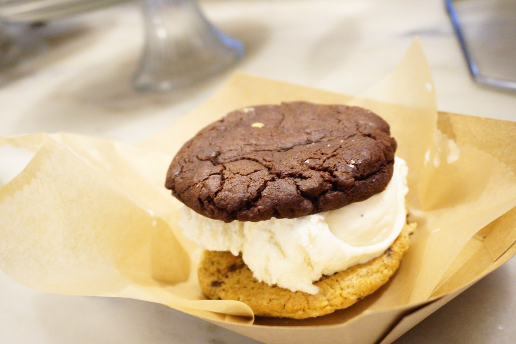 Best ice cream sandwich in New York City