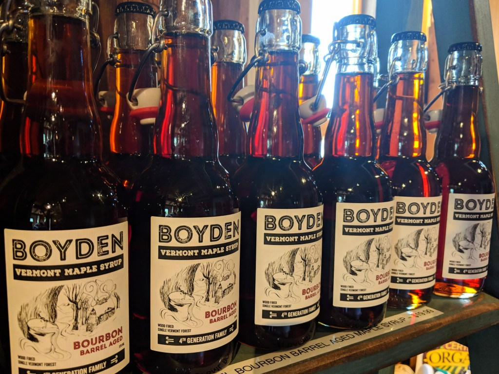 Boyden Valley Winery tour + water and wine tour