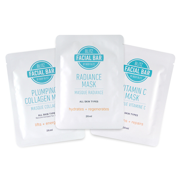 blitz beauty bar sheet masks