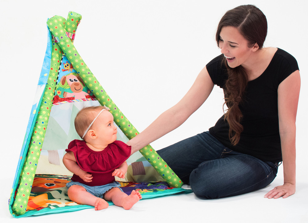 baby to toddler play gym