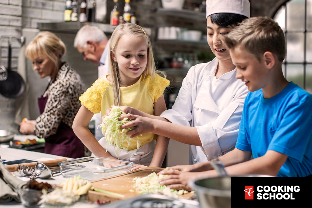 PC Cooking school family classes