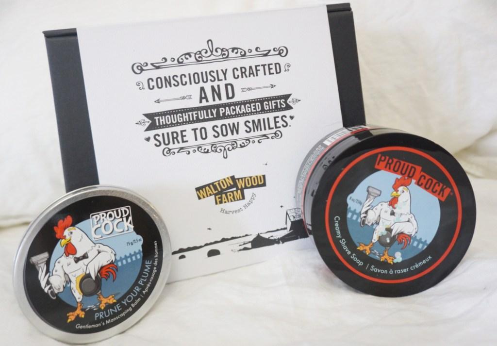 proud cock shave set