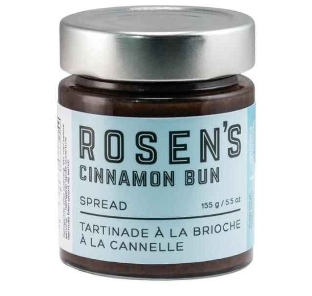 rosens cinnamon bun spread