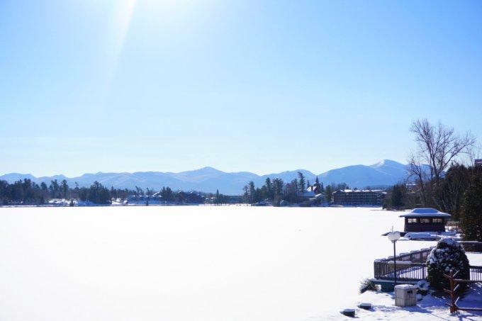 Lake Placid winter activities