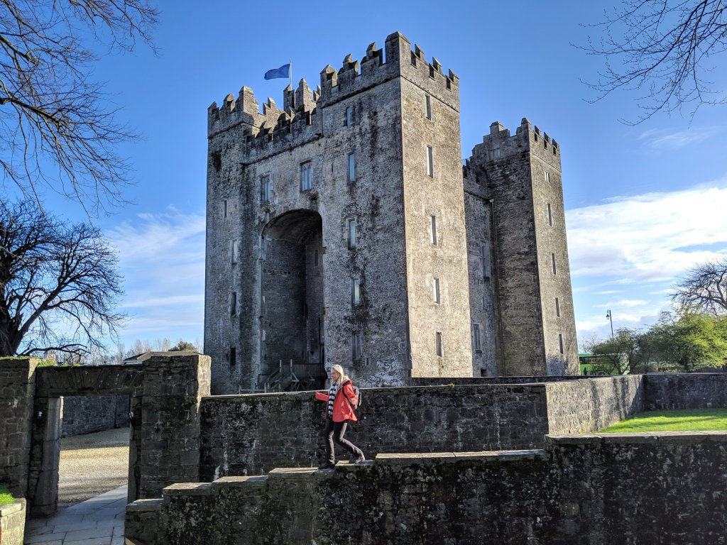 Bunratty Castle tours