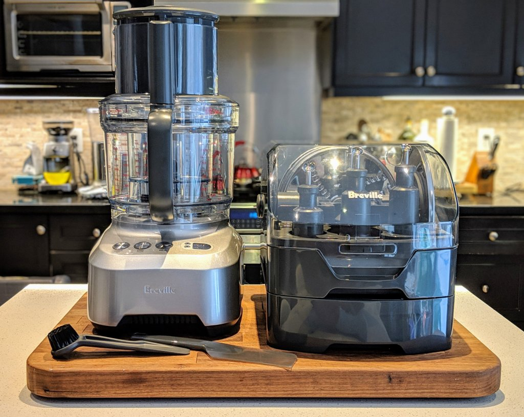 Breville Sous Chef Peel & Dice review