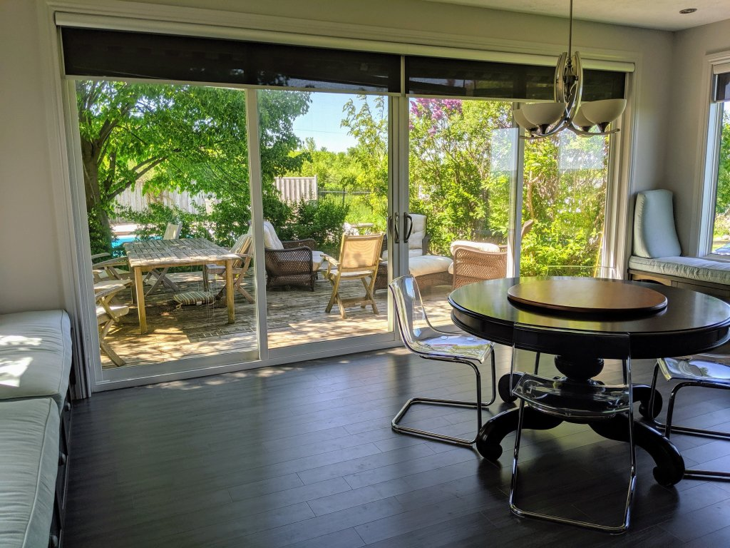 best rentals for large groups near collingwood