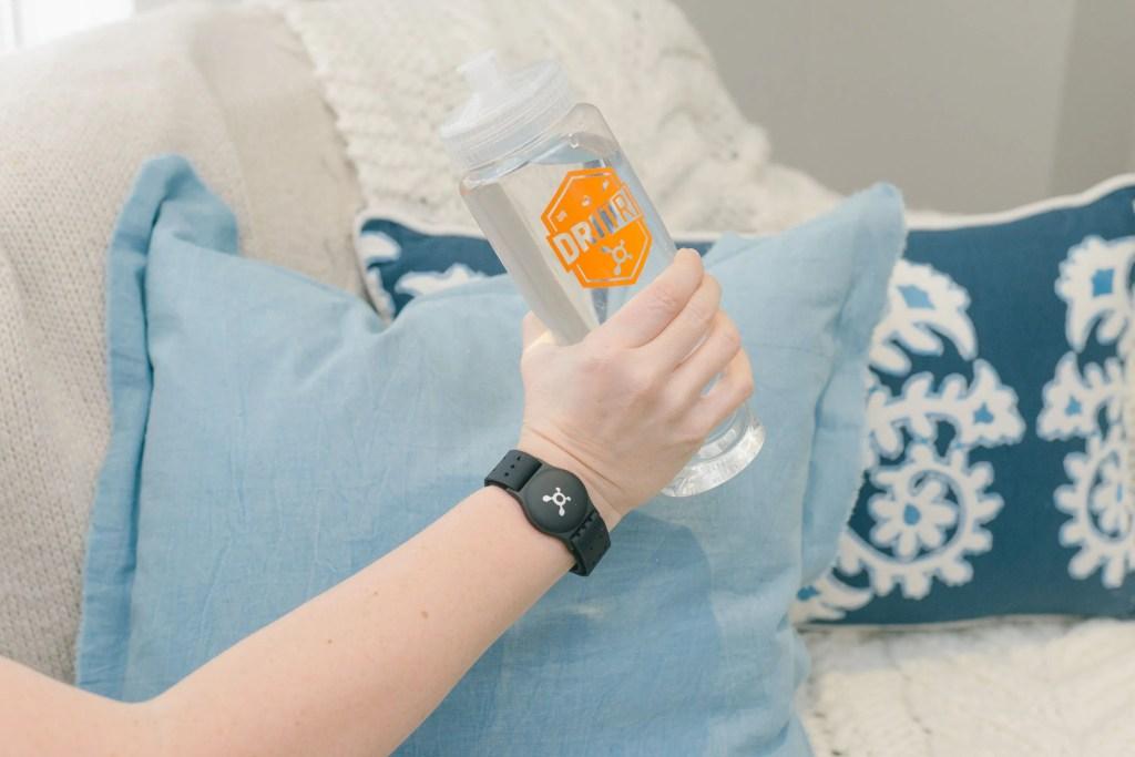 OT Burn heart rate monitor