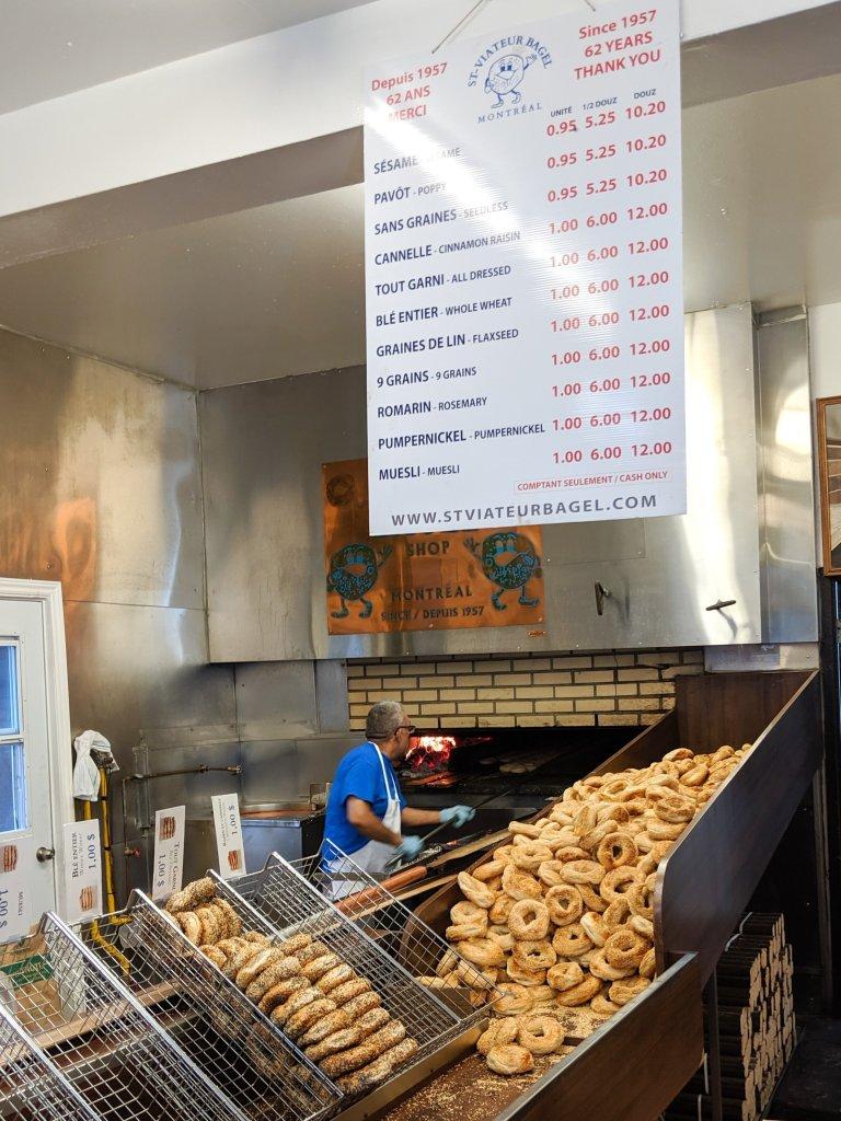 best bagels montreal