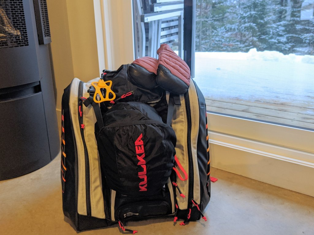 cool ski gear