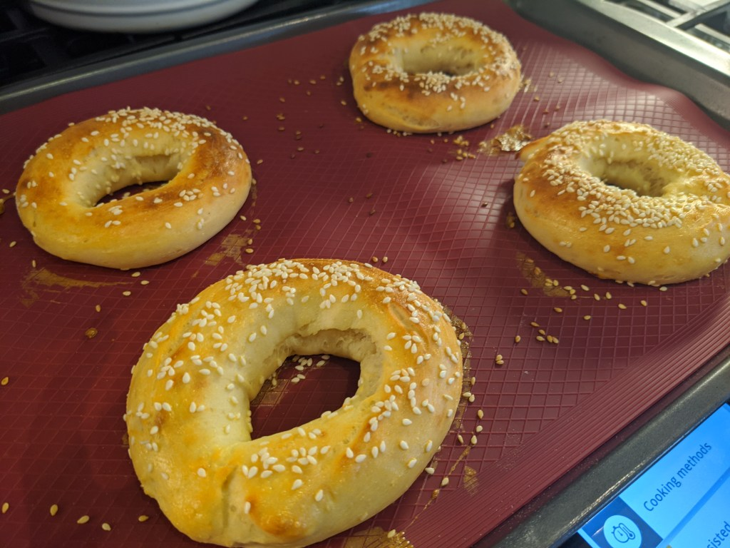 2-ingredient bagels