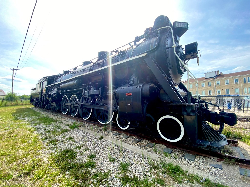 Locomotive 6167
