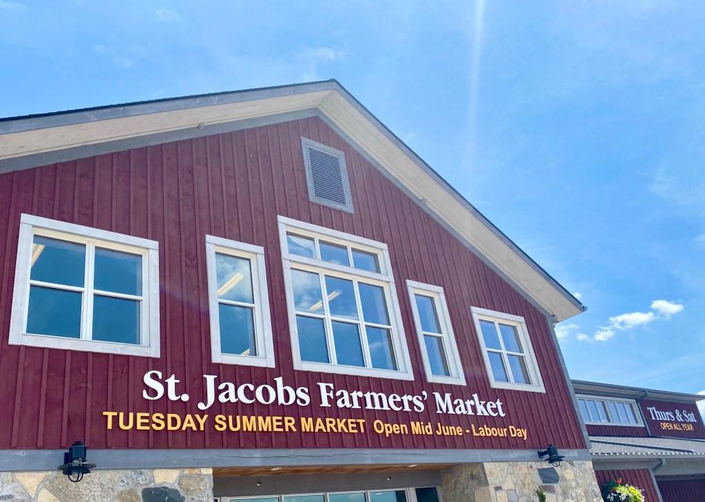 St Jacobs Farmers' Market