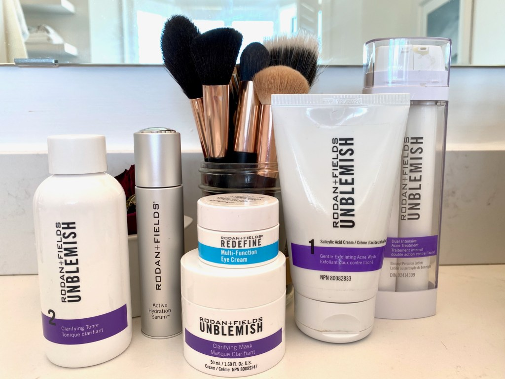 rodan + fields unblemish reviews