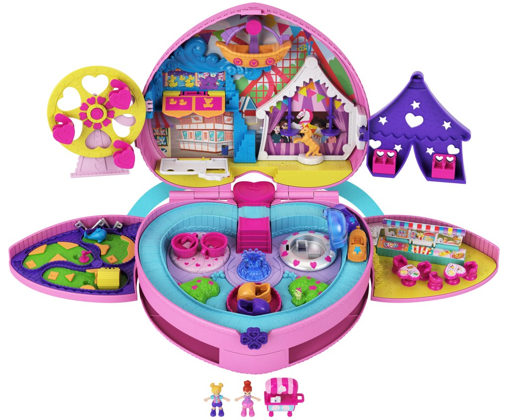 Polly Pocket Theme Park Backpack