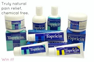 Mommy Greenest Approved: Topricin - Mommy Greenest