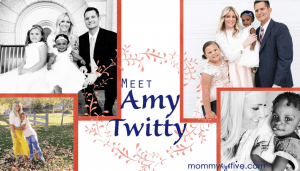 Meet Amy Twitty – Inspiring Mom of 2 Daughters