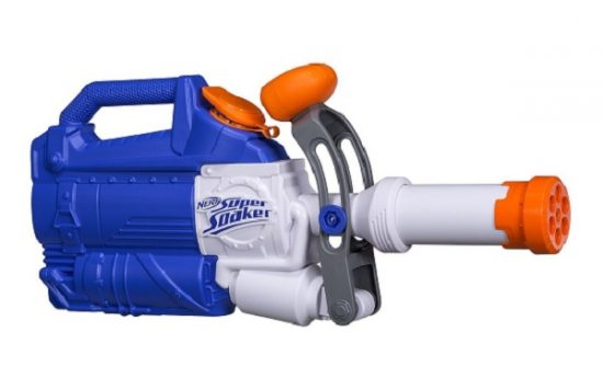 Powerful Nerf Super Soaker Soakzooka