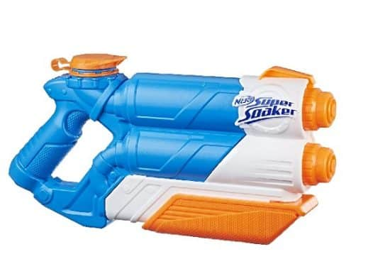 Nerf Super Soaker for Kids Twin Tide
