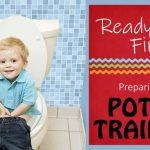Ready, Aim, Fire… Potty Training Readiness Tips