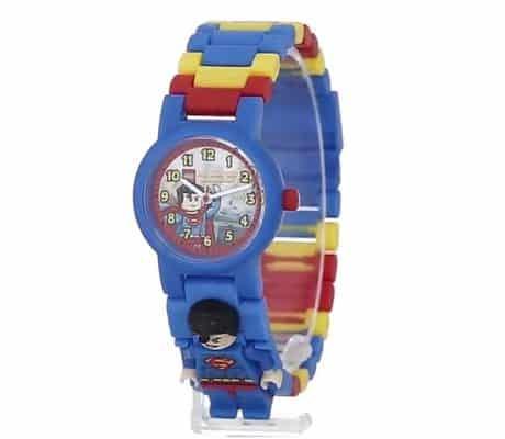 Superman Lego Watch