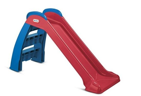 Little Tikes Red/Blue First Slide for Toddler