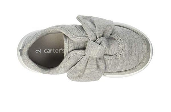 Carter's Kids Girl's Barb2 Grey Casual Sneaker