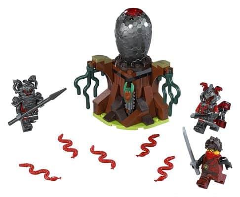 LEGO Ninjago The Vermillion Attack 70621 Building Kit