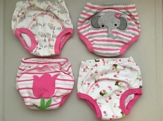 Mom & Bab Potty Training Pants/Underwear