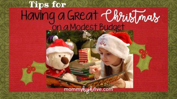 Budget Saving Tips for Christmas