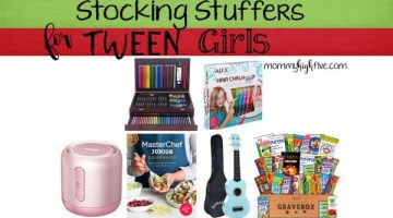 Budget Stocking Stuffers for Tween Girls 2018